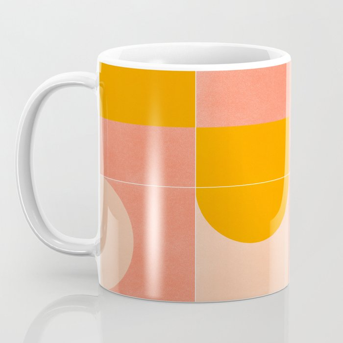 Retro Tiles 03 #society6 #pattern Coffee Mug