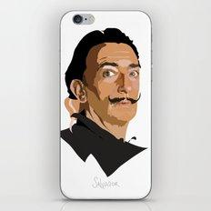 Salvador Dali - Artist Series iPhone & iPod Skin