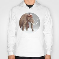 dude Hoodies featuring The Ice Age Sucked by Terry Fan