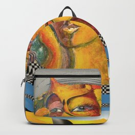 Yin & Yang for Valentine Backpack