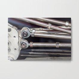 Linkage Metal Print