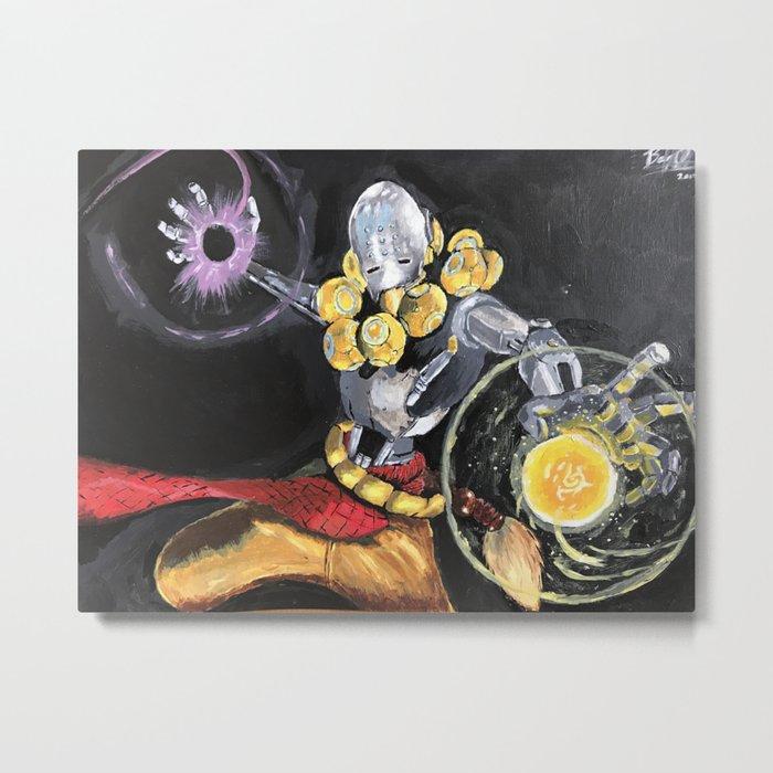 Zenyatta Metal Print