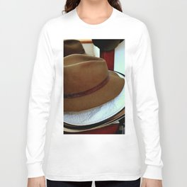Hat Stacking On The Rack Long Sleeve T-shirt