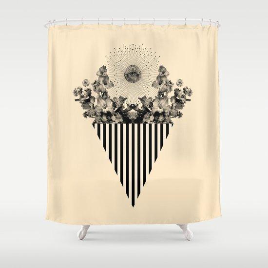 T.E.A.T.C.W. iv Shower Curtain