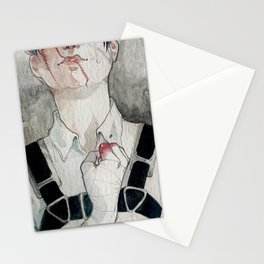 dedicate your heart Stationery Cards