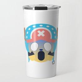 Tony Chopper Emoji Design Travel Mug