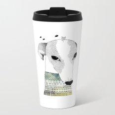 Mr. Galgo Dog Metal Travel Mug