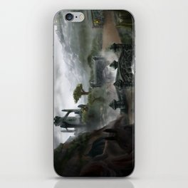 Grimstone Tower iPhone Skin