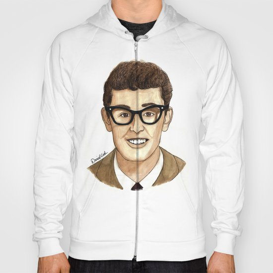 Buddy Holly Hoody