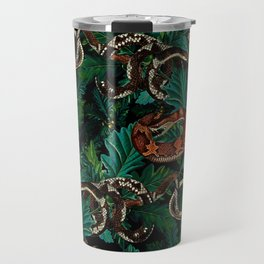 Dangers in the forest Travel Mug