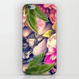 Flower dream iPhone Skin