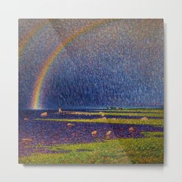 After the Storm (A New Tomorrow) Metal Print