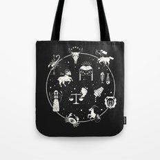 Strange Fortunes: Midnight Tote Bag