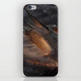 volcano iPhone Skin