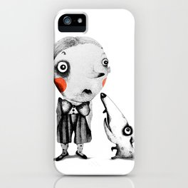 Tom & Gonzo  iPhone Case