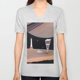 Colony Unisex V-Neck