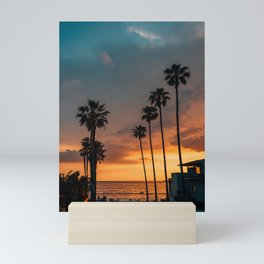 Windansea Sunset 01 Mini Art Print