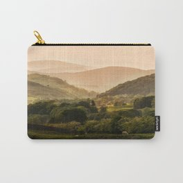 Sunny afternoon in Lake District Carry-All Pouch