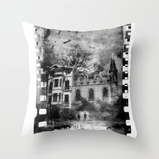 masters of high castle Throw Pillow