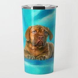 Dogue de Bordeaux Travel Mug