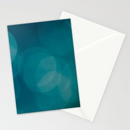 Petrol Blue Stationery Cards