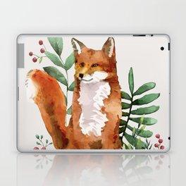 Autumn Fox II Laptop & iPad Skin