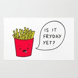 Is it Fryday yet? Rug