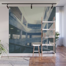 Polaroid lovers ~architecture Dundee Wall Mural