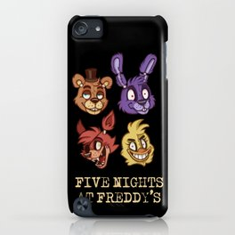 FNAF Five Nights At Freddy's iPhone Case