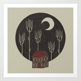 Another Night Art Print