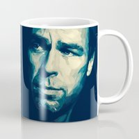 allison argent Mugs featuring Chris Argent by Finduilas