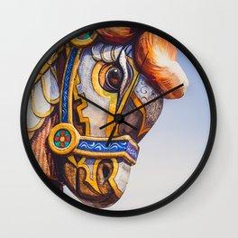 Big Horse Wall Clock