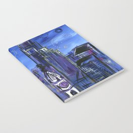 Starry Philadelphia Notebook