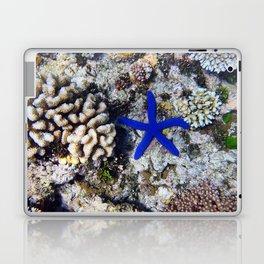 Starfish on the Reef Laptop & iPad Skin