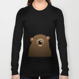 Bear with you Long Sleeve T-shirt