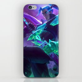 Battle Boss Yasuo iPhone Skin