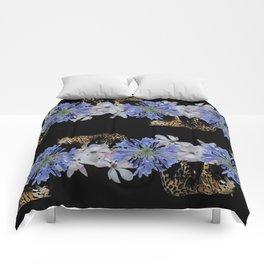 AGAPANTO TIGER Comforters