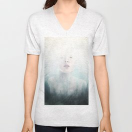 The Becoming Unisex V-Neck