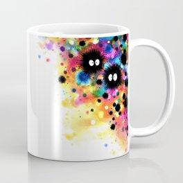 Konpeito-Fetti Watercolor Coffee Mug