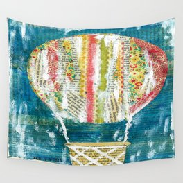 Find Your Wings Wall Tapestry