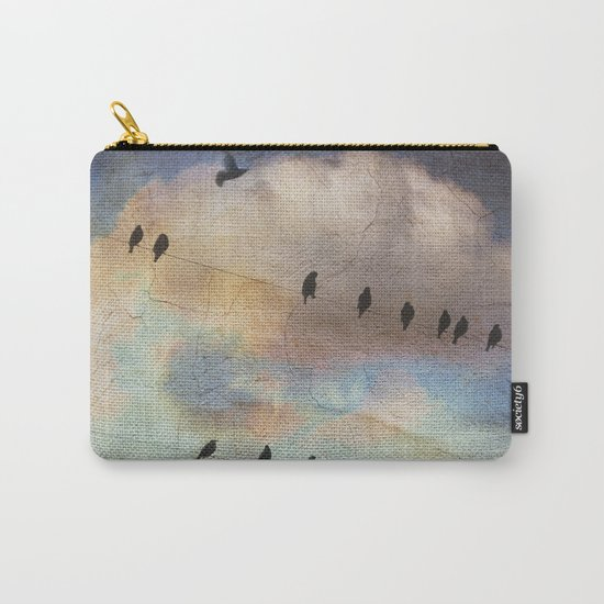 lazy birds Carry-All Pouch