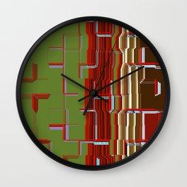 LABYRINTH Wall Clock