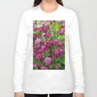 flower of life Long Sleeve T-shirts featuring Life by Frenchie1108
