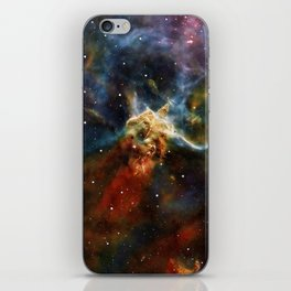 Carina Nebula 2 iPhone Skin