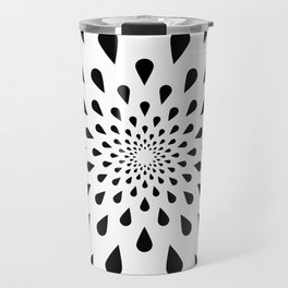 Trance Teardrops Travel Mug