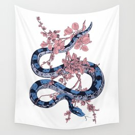 Jungle Snake Wall Tapestry
