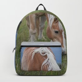 Blonde Beauty Backpack