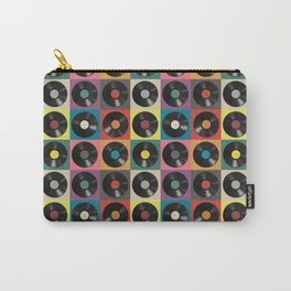 Vinyl Record Carry-All Pouch