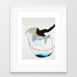 Day 77 Framed Art Print