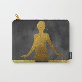Woman1 Carry-All Pouch